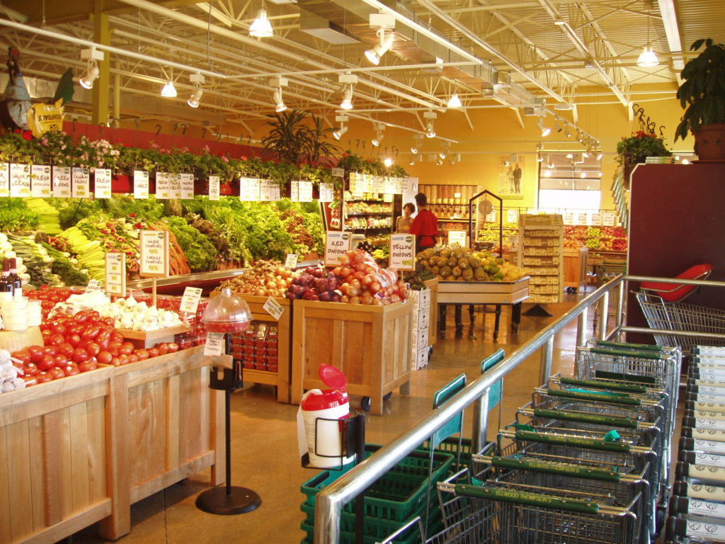 Interior WFM | Ellwood Thompson's, Richmond, VA