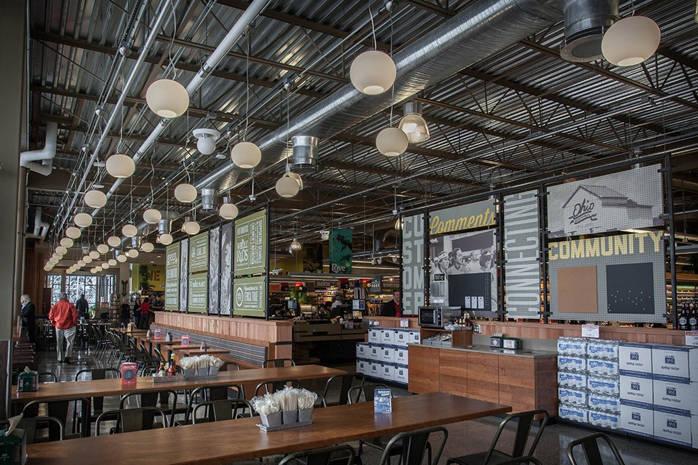 Interior WFM | Upper Arlington, OH