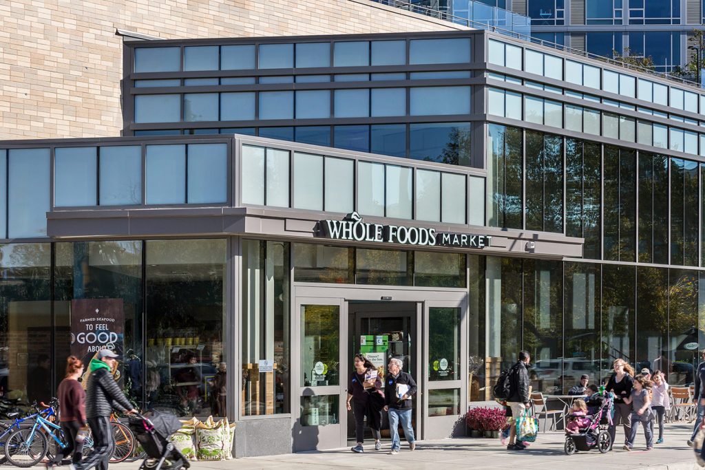 Pennsylvania Whole Foods Market | Rodin Square, Philadelphia, PA