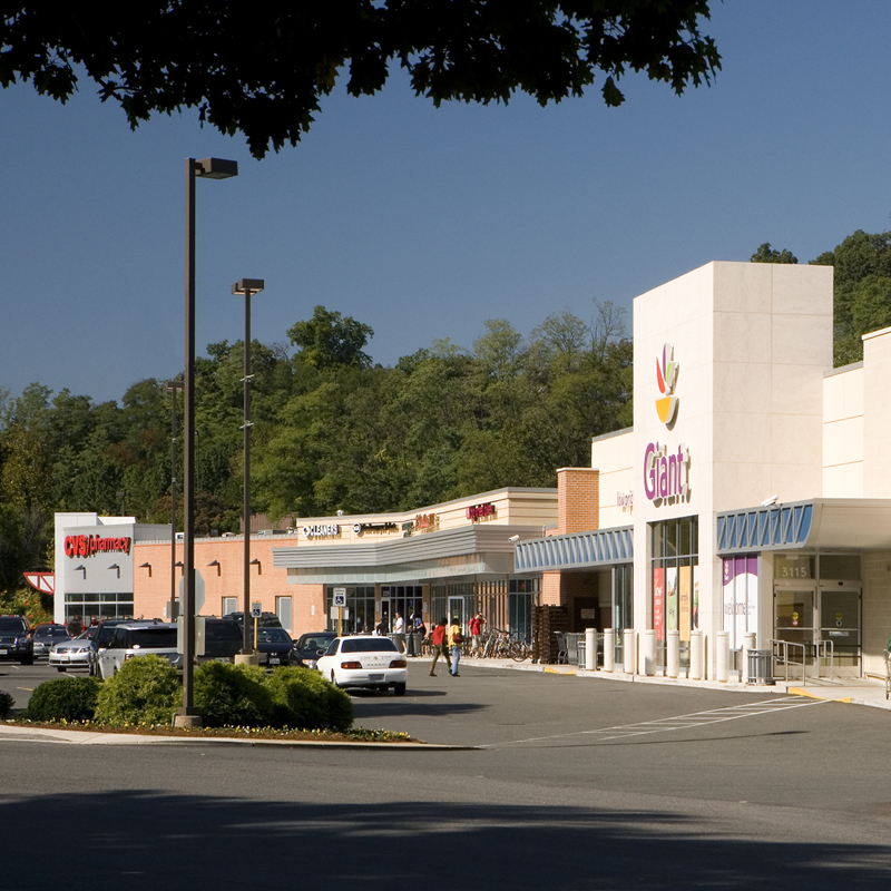 Shopping Center Renovations Feature Square
