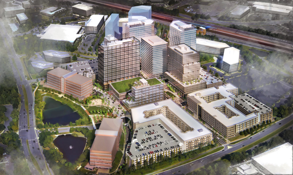 construction projects Reston Halley Rise | Reston, VA