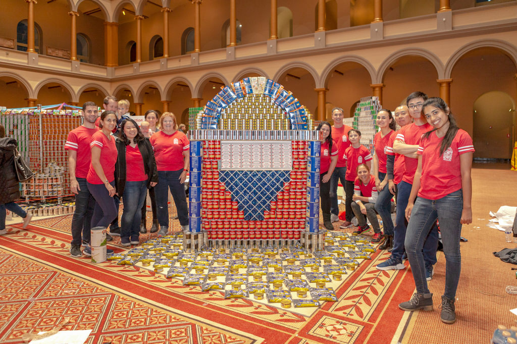 CANstruction 2018 Year