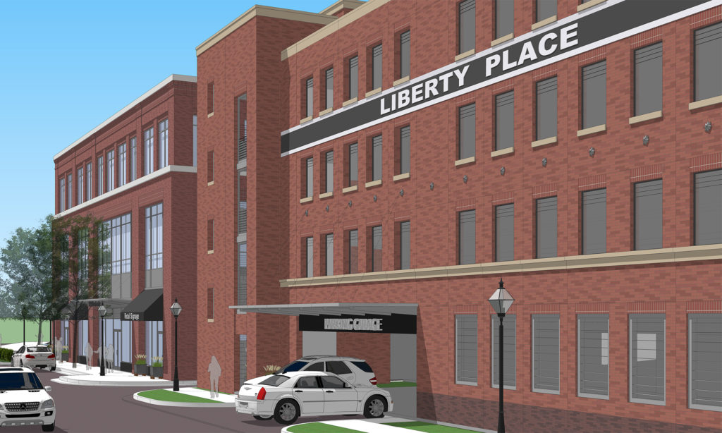 Liberty Place | Fredericksburg, Virginia