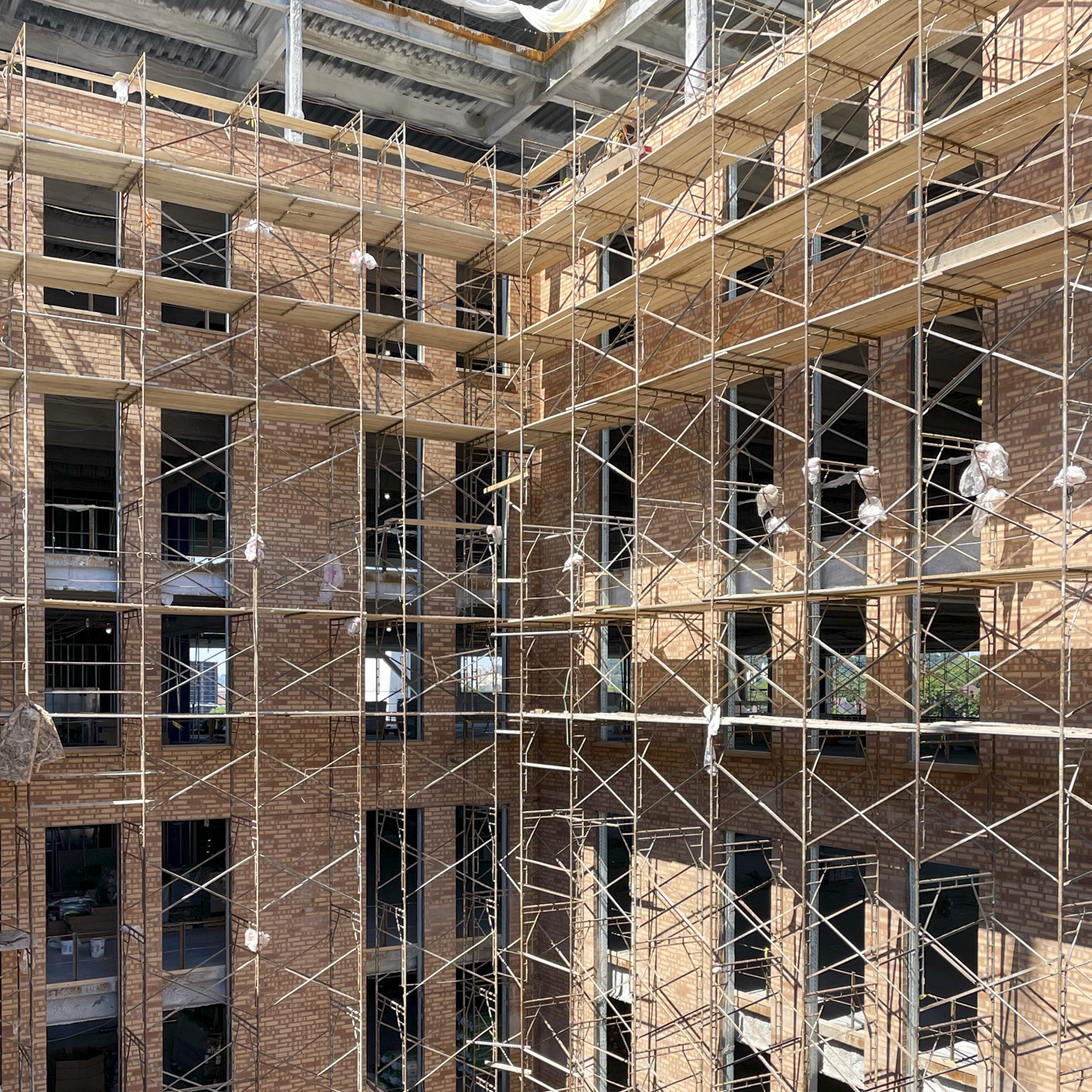 Liberty East Under Construction